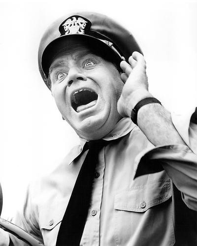 This is an image of 194101 Ernest Borgnine Photograph & Poster