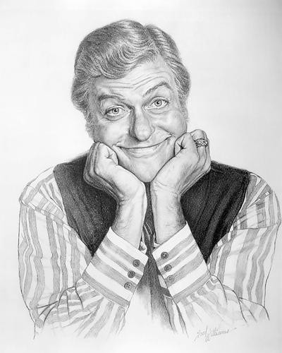 This is an image of 194116 Dick Van Dyke Photograph & Poster