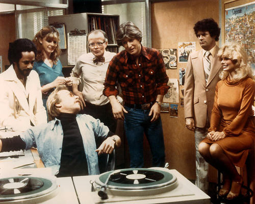 This is an image of 283827 Wkrp in Cincinnati Photograph & Poster