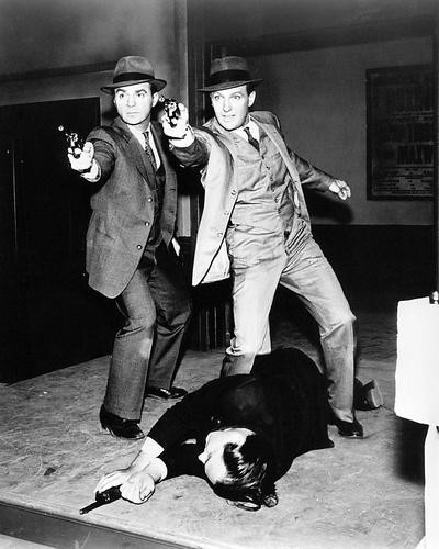 This is an image of 194141 The Untouchables Photograph & Poster