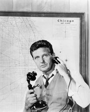 This is an image of 194142 Robert Stack Photograph & Poster