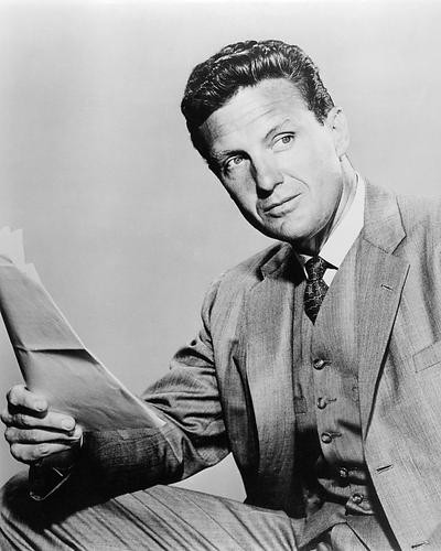 This is an image of 194143 Robert Stack Photograph & Poster