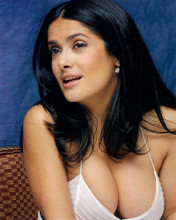 This is an image of 283877 Salma Hayek Photograph & Poster
