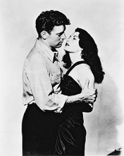 This is an image of 169338 Burt Lancaster & Ava Gardner Photograph & Poster
