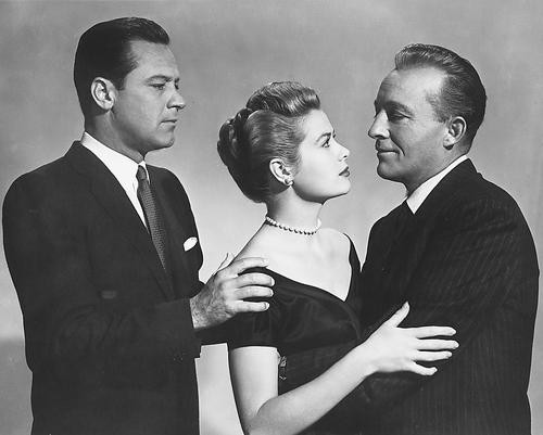This is an image of 172691 William Holden. Grace Kelly and Bing Crosby Photograph & Poster