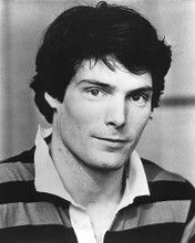 This is an image of 190767 Christopher Reeve Photograph & Poster