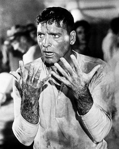 This is an image of 192697 Burt Lancaster Photograph & Poster