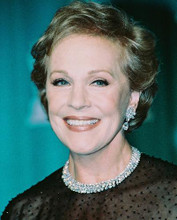 This is an image of 246782 Julie Andrews Photograph & Poster