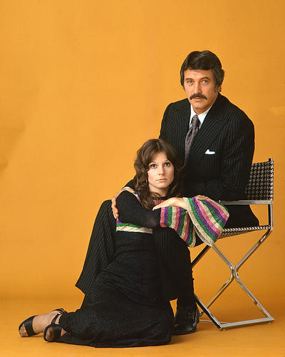 This is an image of 250715 Rock Hudson & Susan St. James Photograph & Poster
