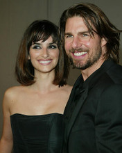 This is an image of 255895 Tom Cruise & Penelope Cruz Photograph & Poster