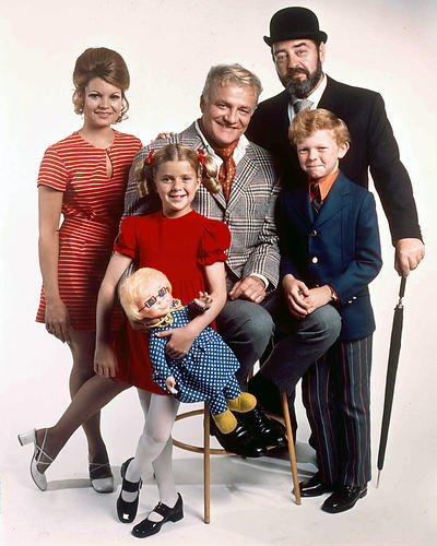 This is an image of 256689 Family Affair Photograph & Poster