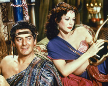 This is an image of 259627 Samson and Delilah Photograph & Poster