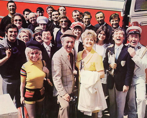 This is an image of 262076 Carry on Abroad Photograph & Poster