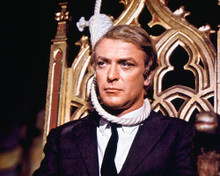 This is an image of 267573 Michael Caine Photograph & Poster