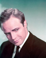 This is an image of 271440 Marlon Brando Photograph & Poster