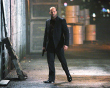 This is an image of 276409 Jason Statham Photograph & Poster