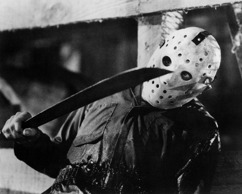 This is an image of Prints & Posters of Friday the 13th a New Beginning 104585