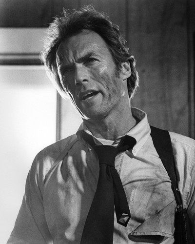 This is an image of Prints & Posters of Clint Eastwood 104606