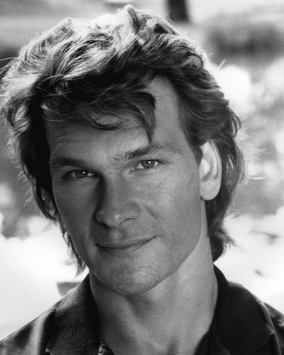This is an image of Prints & Posters of Patrick Swayze 104613