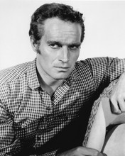 This is an image of Prints & Posters of Charlton Heston 104659