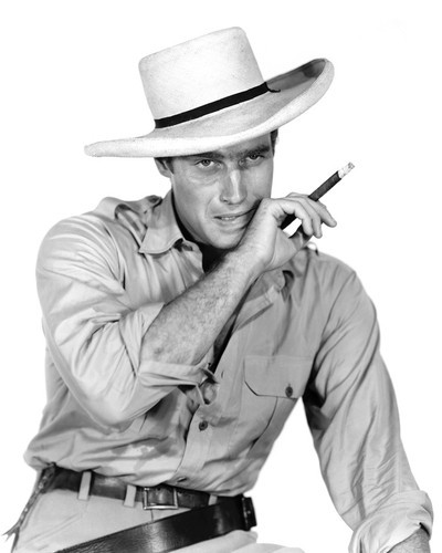 This is an image of Prints & Posters of Charlton Heston 104668