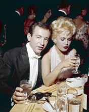 This is an image of Prints & Posters of Bobby Darin and Sandra Dee 202610