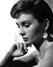 This is an image of Prints & Posters of Jean Simmons 104855