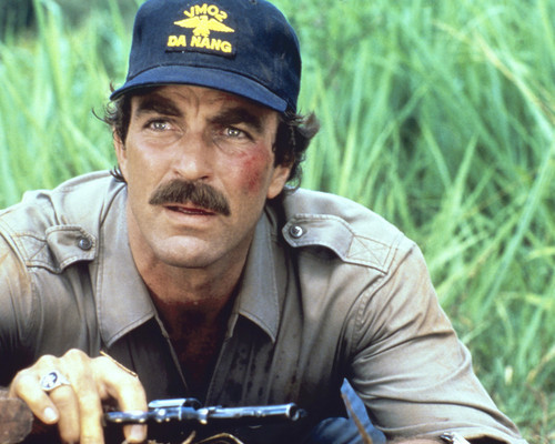 This is an image of Prints & Posters of Tom Selleck 202634