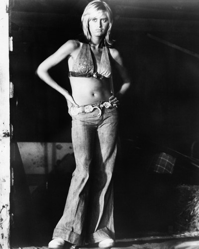 This is an image of Prints & Posters of Susan George 104538