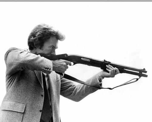 This is an image of Prints & Posters of Clint Eastwood 104780