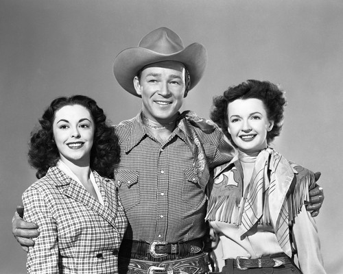 This is an image of Prints & Posters of Roy Rogers 104772
