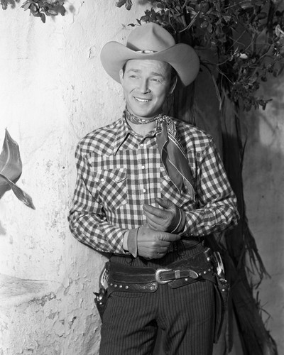 This is an image of Prints & Posters of Roy Rogers 104802