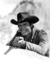 This is an image of Prints & Posters of Clint Walker 104825