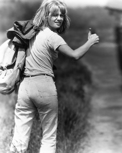 This is an image of Prints & Posters of Judy Geeson 104826