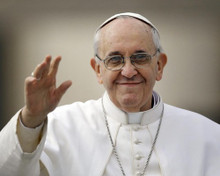 This is an image of Prints & Posters of Pope Francis 202528