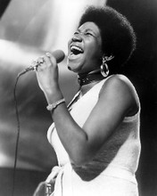 This is an image of Prints & Posters of Aretha Franklin 172453
