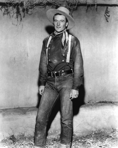 This is an image of Prints & Posters of John Wayne 104930