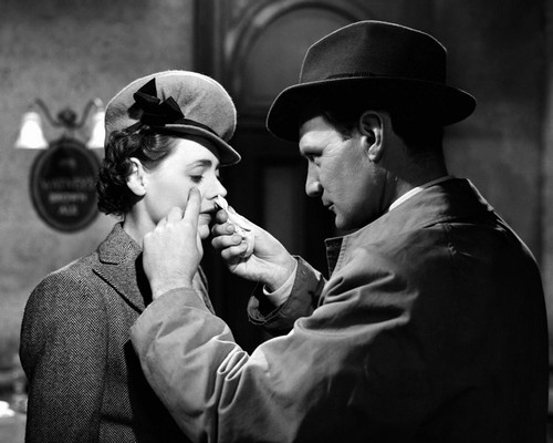 This is an image of Prints & Posters of Brief Encounter 104865