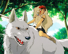 This is an image of Prints & Posters of Princess Mononoke 202648