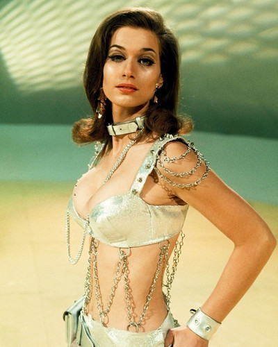 This is an image of Prints & Posters of Valerie Leon 202650