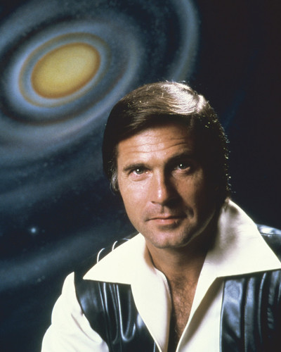 This is an image of Prints & Posters of Gil Gerard 202760