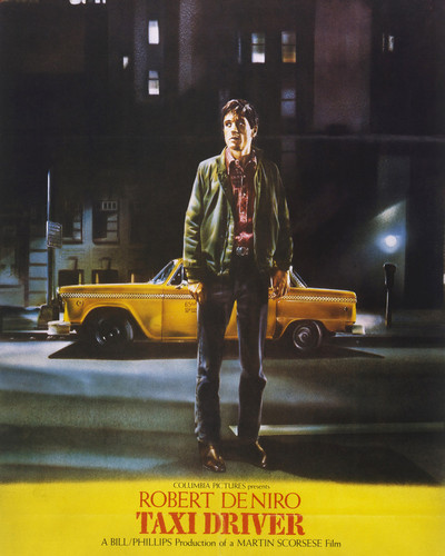 This is an image of Prints & Posters of Taxi Driver 202820