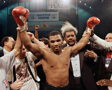 This is an image of Prints & Posters of Mike Tyson 203091