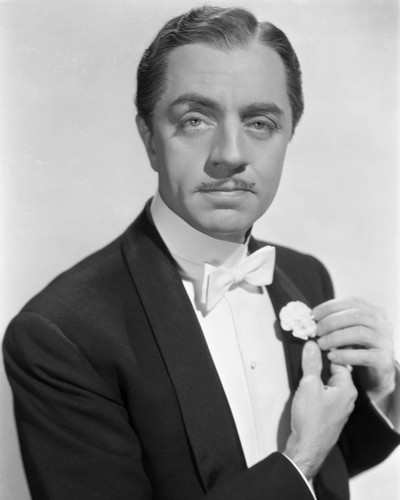 This is an image of Prints & Posters of William Powell 105327