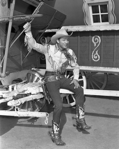 This is an image of Prints & Posters of Roy Rogers 105339