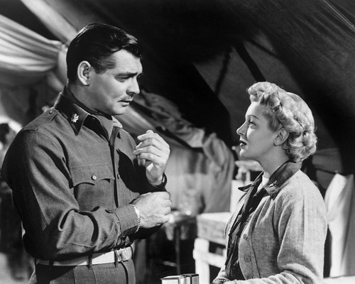 This is an image of Prints & Posters of Clark Gable 105382