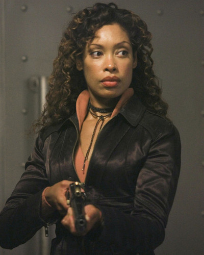 This is an image of Prints & Posters of Gina Torres 203095