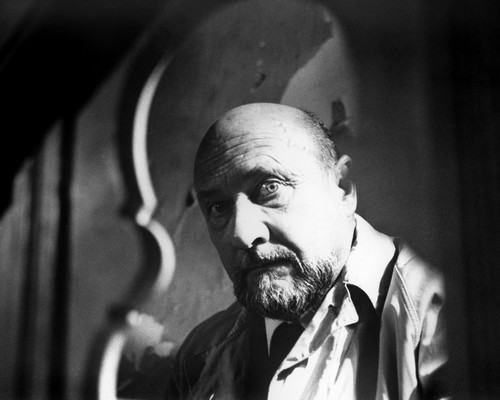 This is an image of Prints & Posters of Donald Pleasence 105466