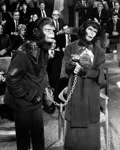 This is an image of Prints & Posters of Escape from the Planet of the Apes 105518