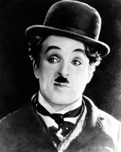 This is an image of Prints & Posters of Charles Chaplin 105432